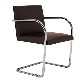 Mies van der Rohe Collection Brno chair tubular