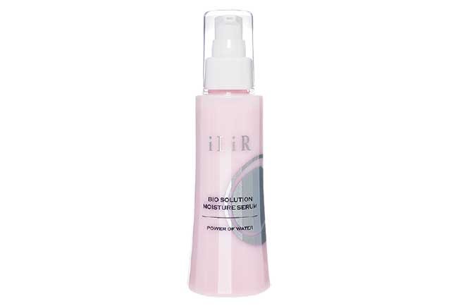 ピンクの最強うるおい美容液  バイオソリューションモイスチュアセラム
