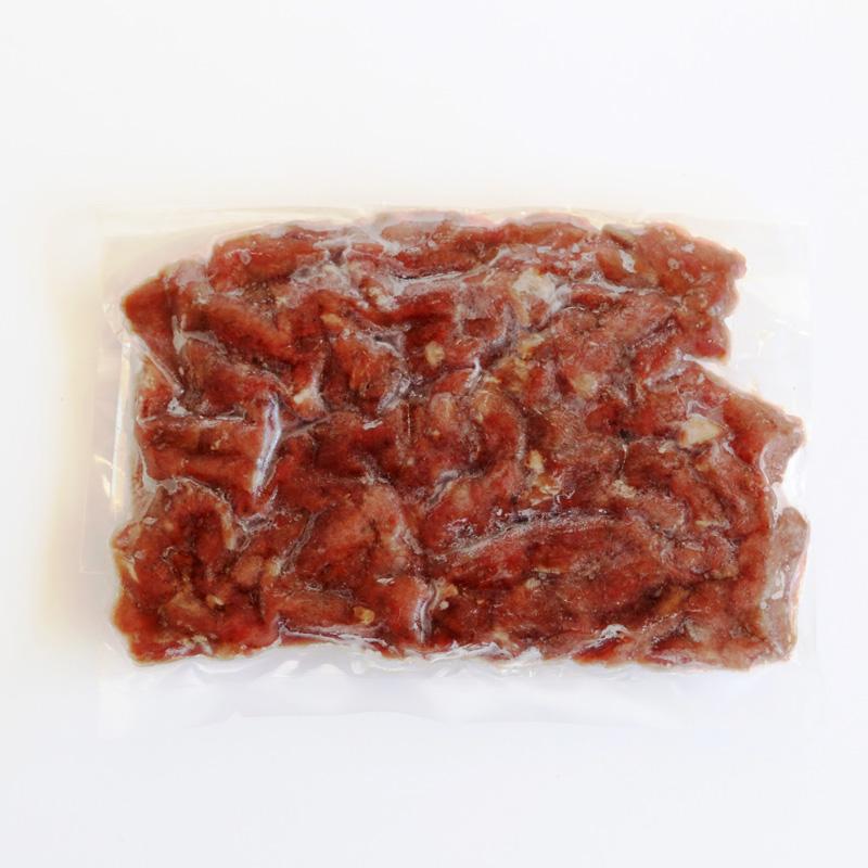 【生肉】 冷凍 カンガルーミンチ 100g