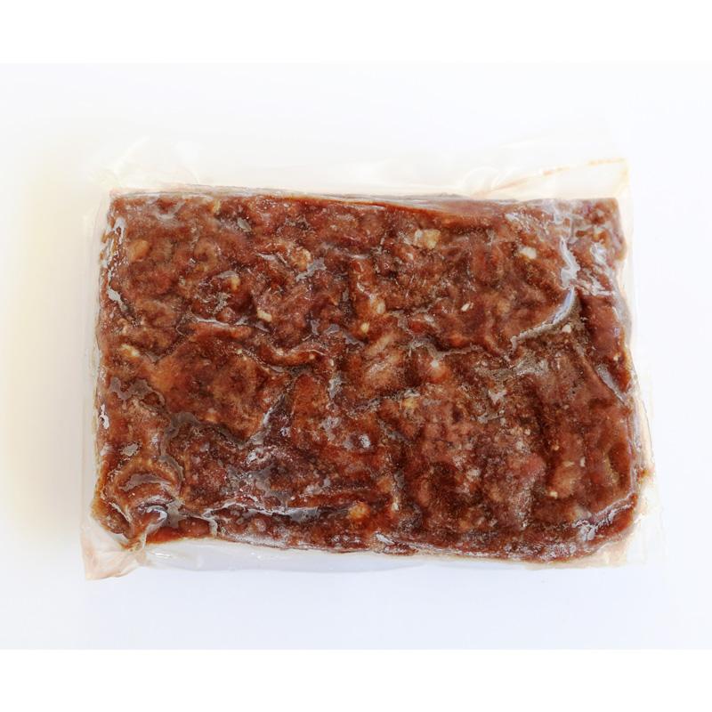 【生肉】 冷凍 カンガルーミンチ 500g