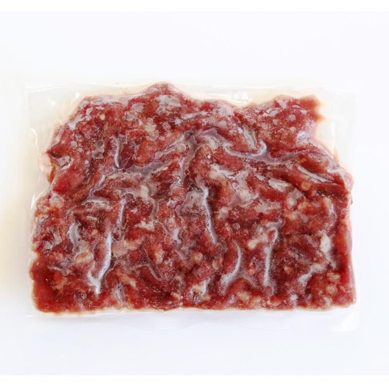 【生肉】 冷凍 ダチョウ ミンチ 100g