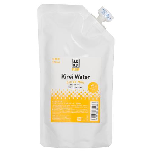 A.P.D.C. CLEAR kirei water キレイウォーター(フレッシュハーブの香り) 詰替 270ml