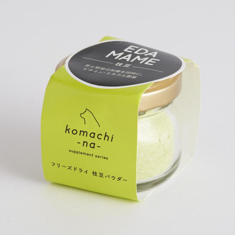 komachi-na- サプリ 枝豆パウダー 10g