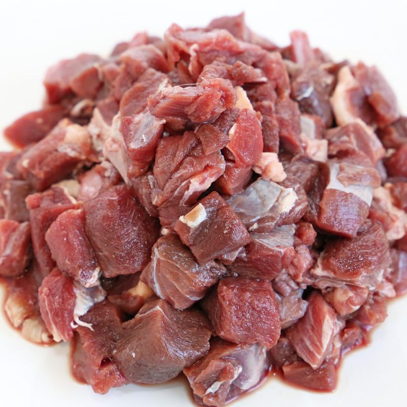 冷凍 カンガルー肉 ダイス 500g