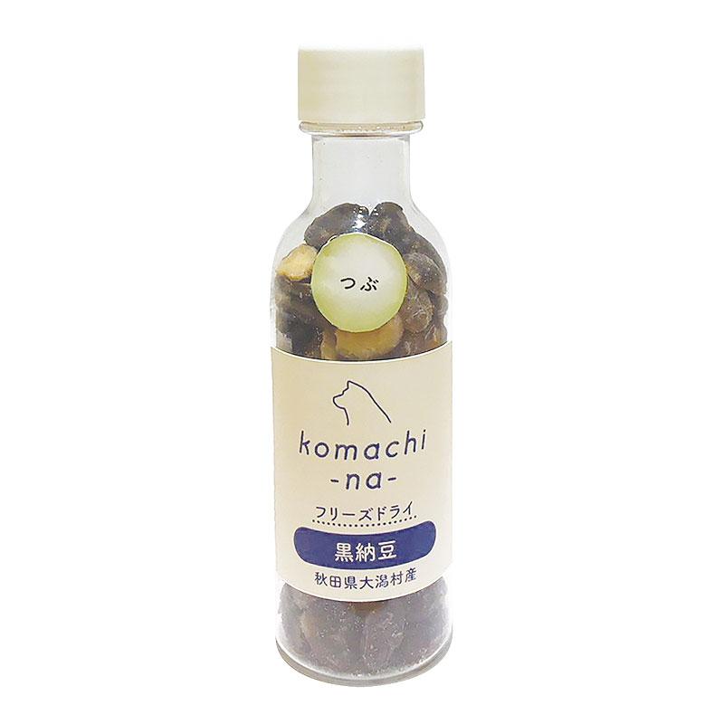 komachi-na- <フリーズドライ>秋田産黒納豆 つぶ 35g