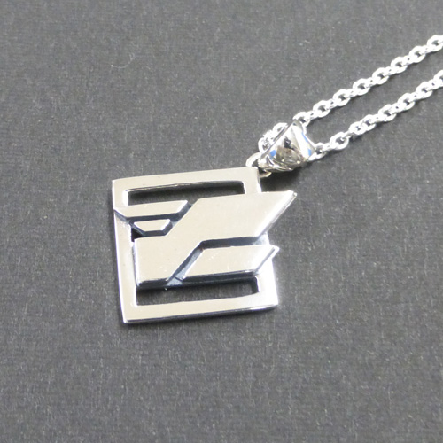 イメージアクセサリ「フェザー製ペンダント」silver925本格仕様