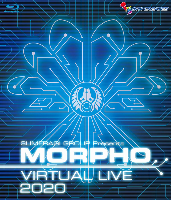 MORPHO VIRTUAL LIVE 2020 [Blu-ray] ※発送開始:2020年12月4日