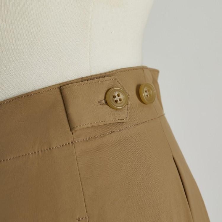 Wrap Wide Pants