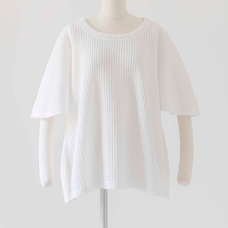 Big Waffle C&S Pull-over