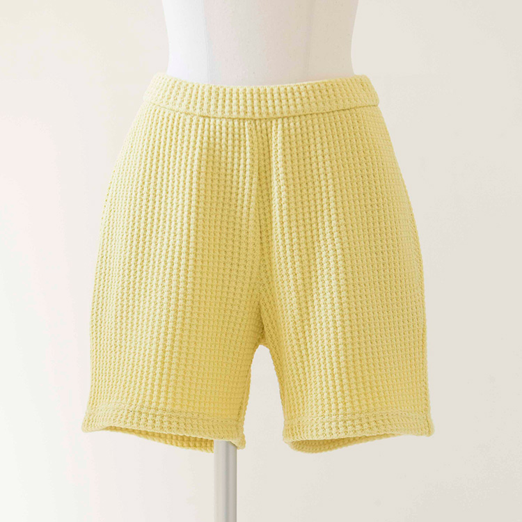 Big Waffle Short Pants