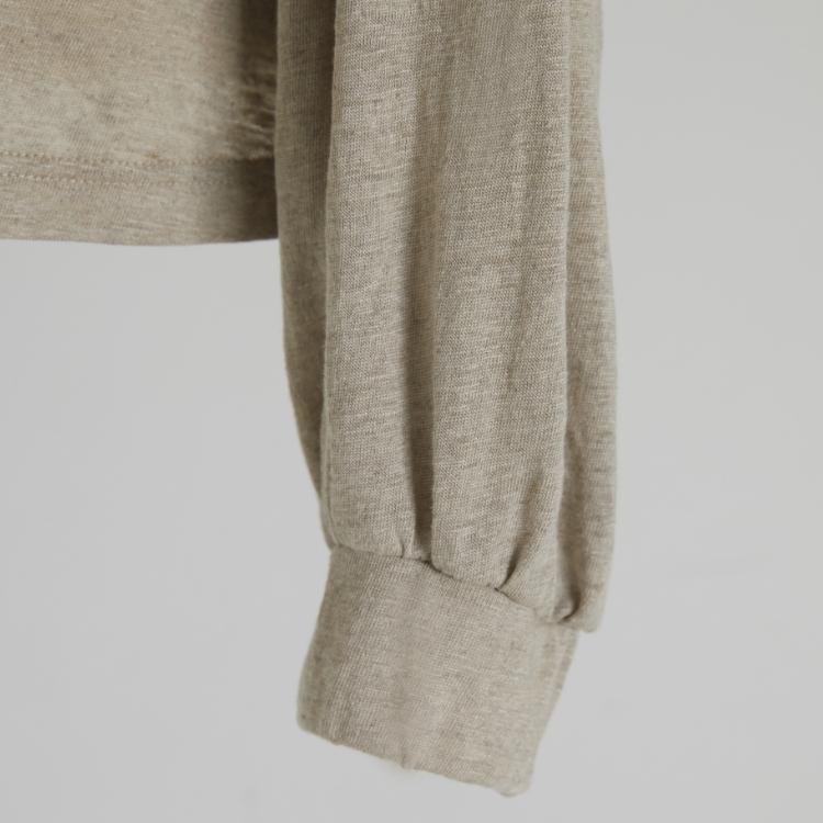 Linen Pull-over