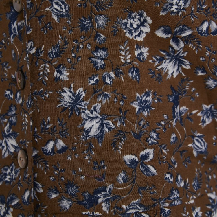 Flower Print All-in-one