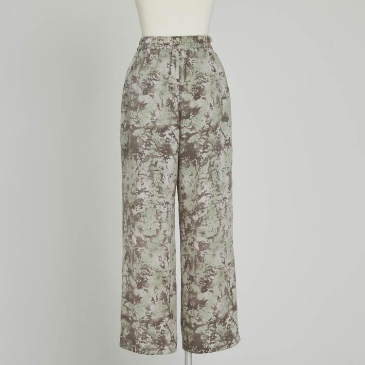 <5月下旬発送予定>【2021SS NEW】Tie dye Relax Pants