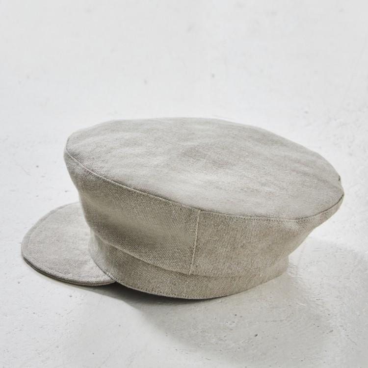 Linen Casquette