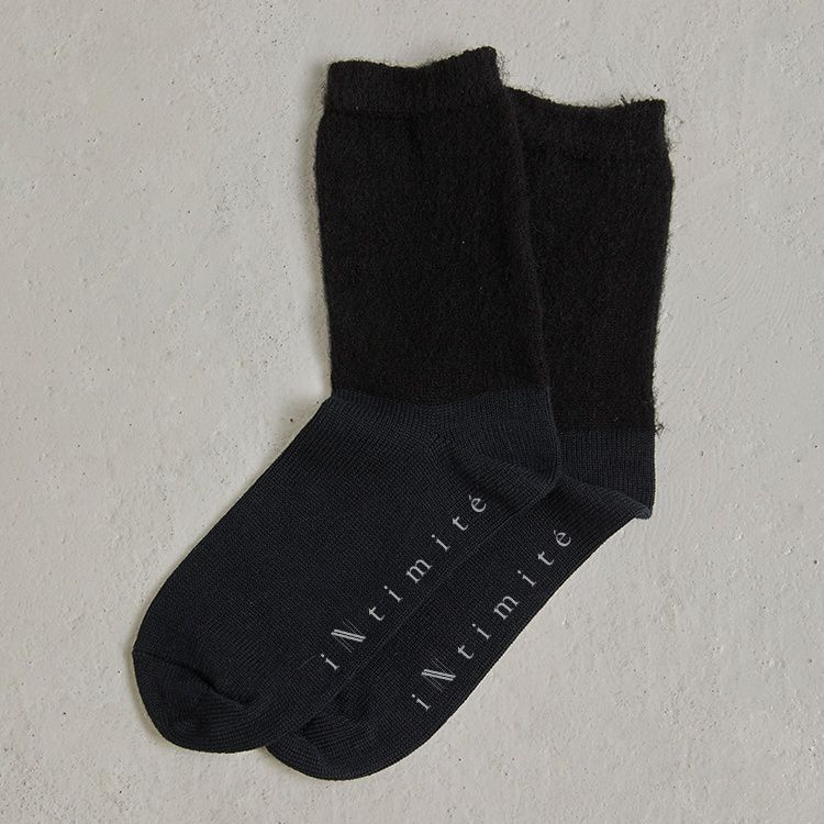 Half Brushed Socks