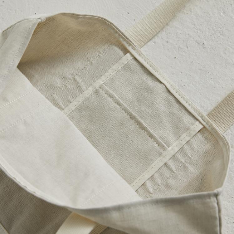 Cotton Linen Tote Bag