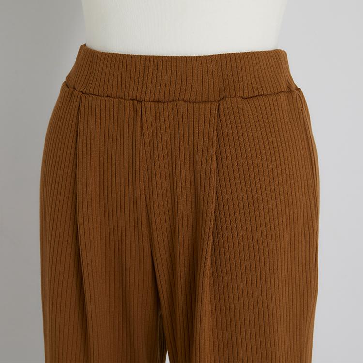 Wide Rib Pants