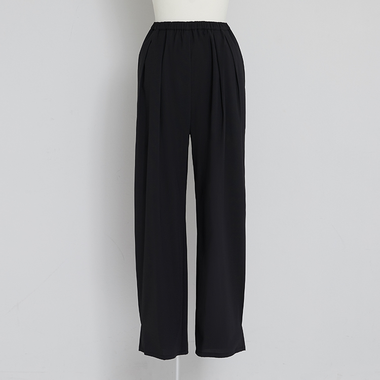 Easy Tuck Pants