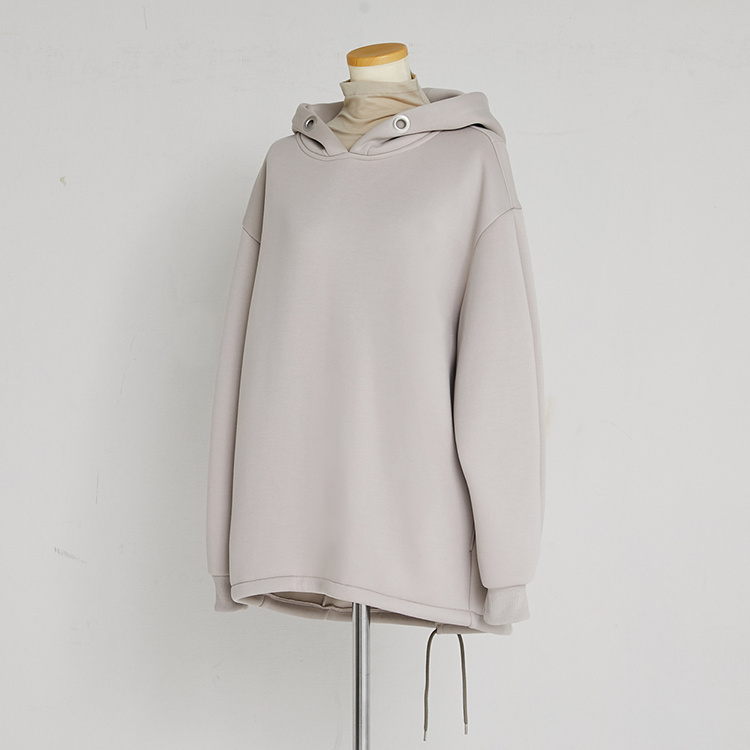 【2020 AW】Inner Stand Neck PO