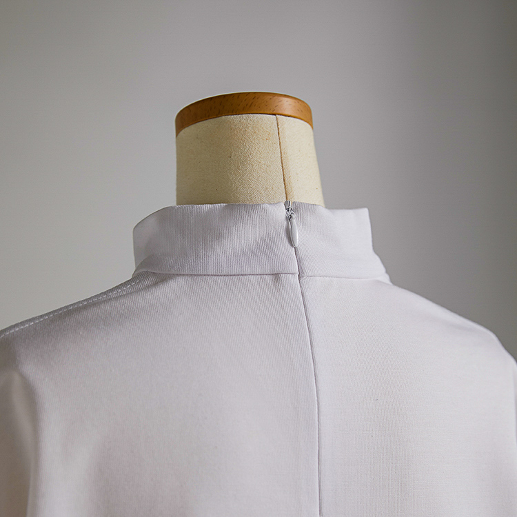 Stand neck GIZA Pull-over