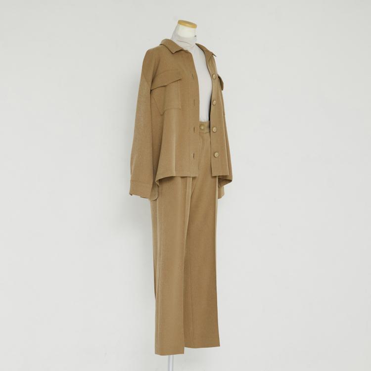 【2021AW NEW】Wool Like Jacket