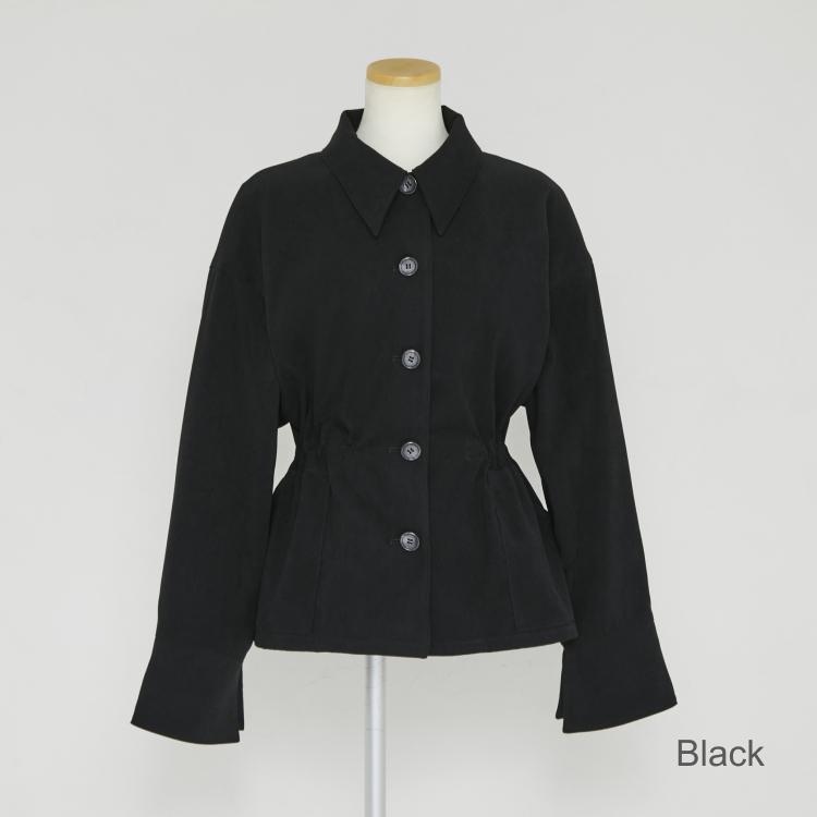 【2021AW NEW】Suede Like Jacket