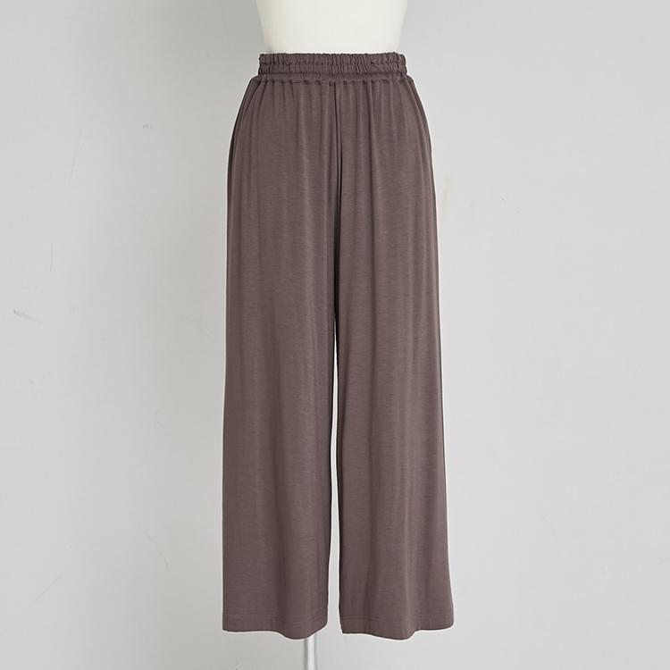 Comfort Wide Pants