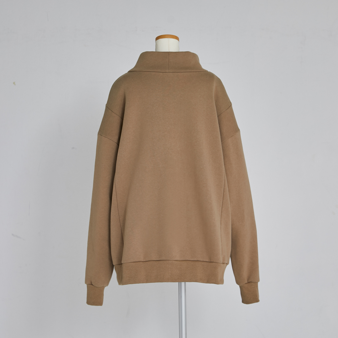 【2020 AW NEW】Stand Sweat Pull-over