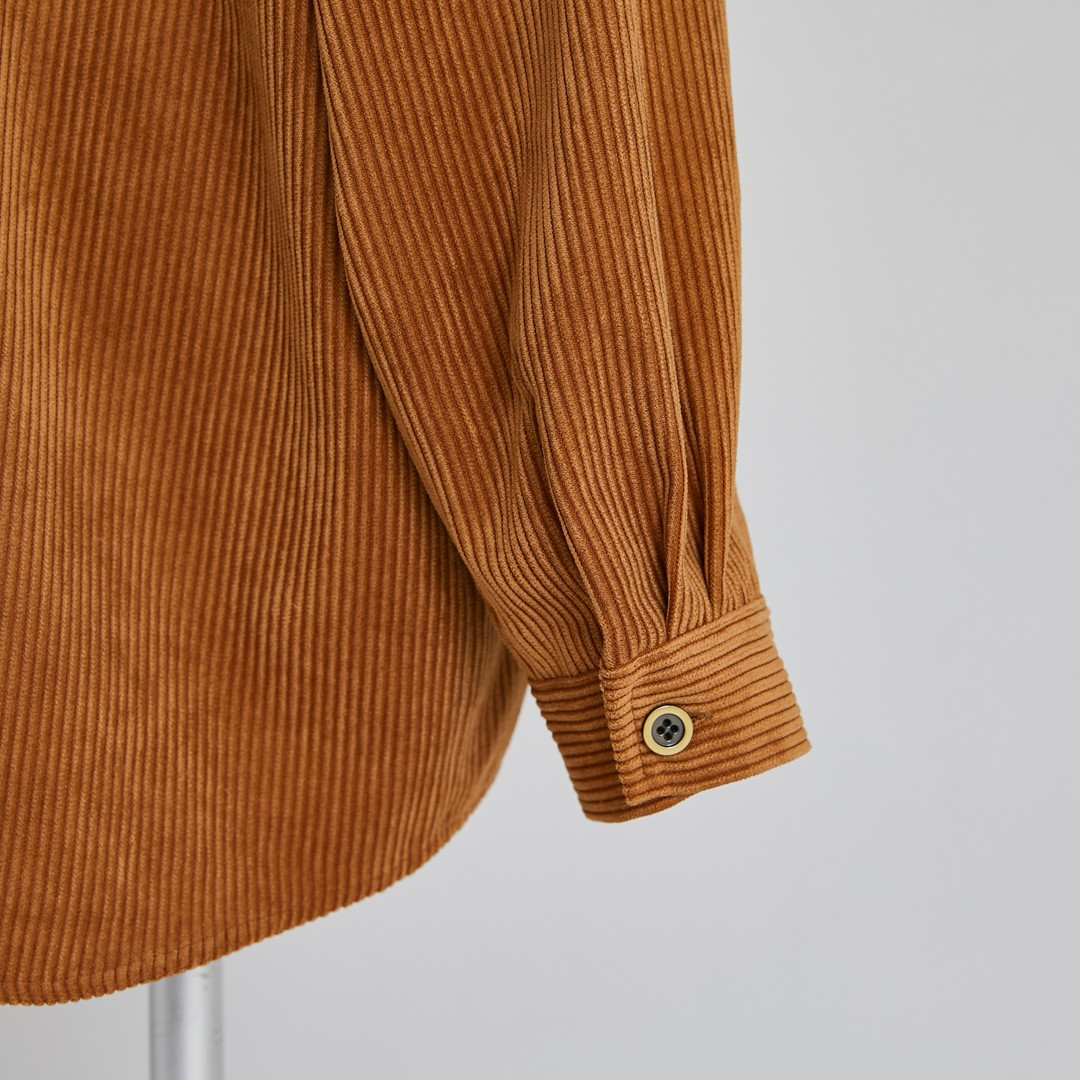 Corduroy Shirt Jacket