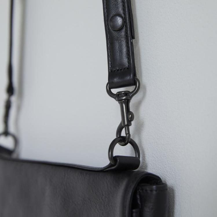 2 Way Leather Bag
