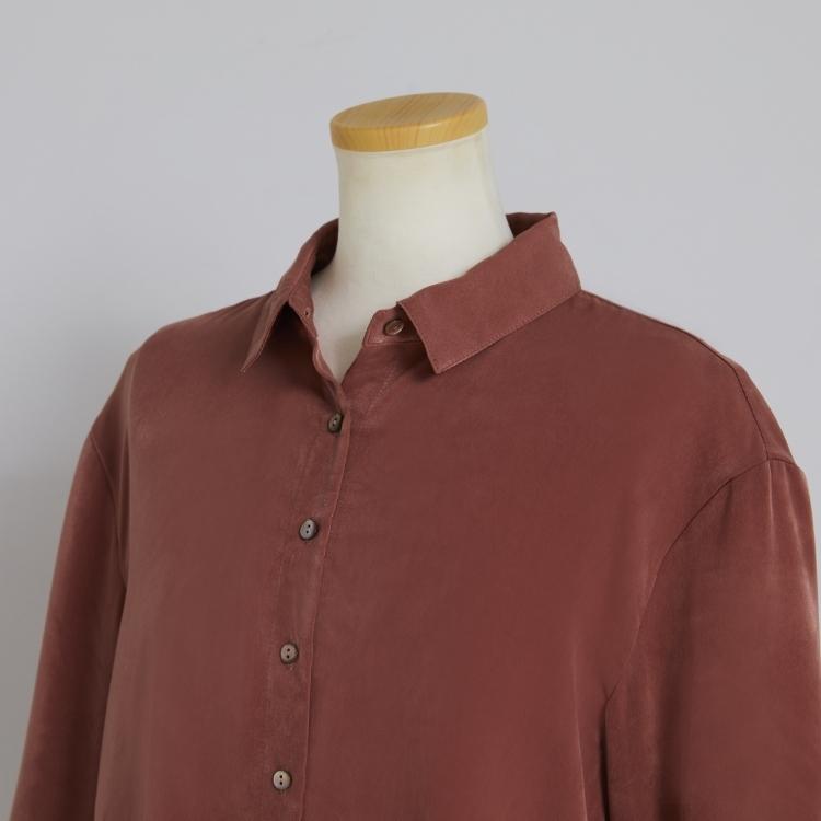 Frill Cuffs Shirt