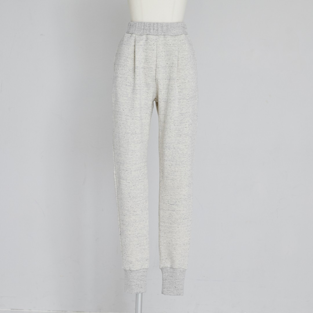 Sweat Tuck Pants
