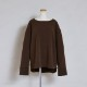 Angora Double Knit Pull-over