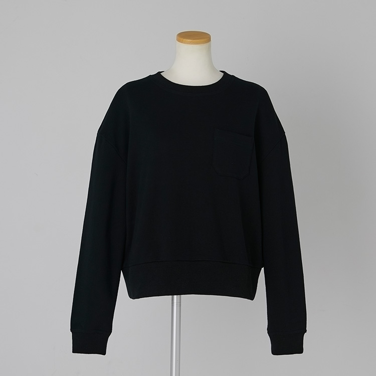 Pocket Sweat Pull-over