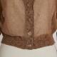 Sheer Compact Knit Cardigan