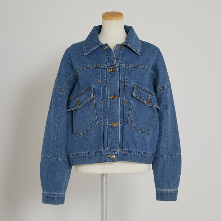 【2021SS NEW】Denim Jacket 2ND