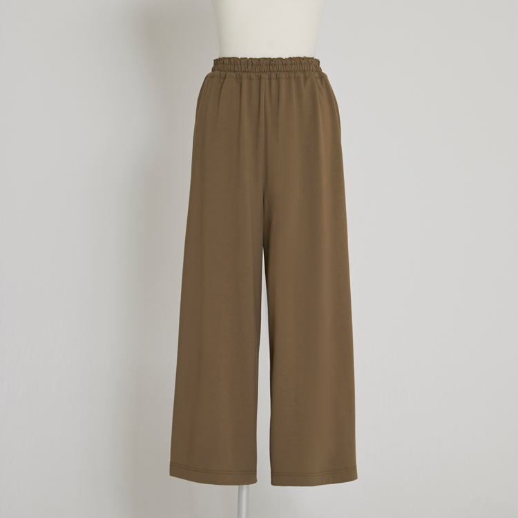 【2021SS NEW】Dry Touch Wide Pants