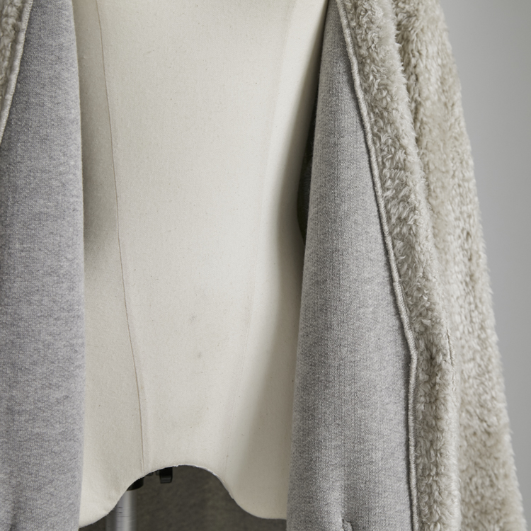 Long Brushed Cardigan