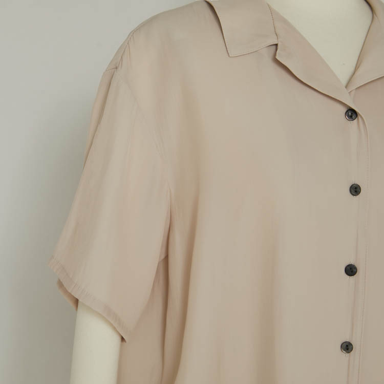 【2021SS NEW】Be Thick Half Sleeve Shirt