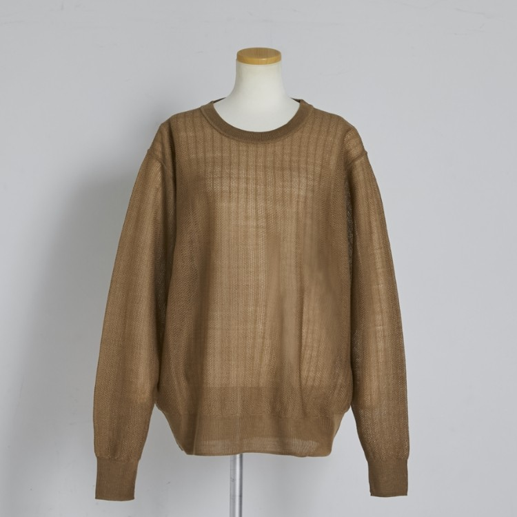 Sheer Knit Pull-over