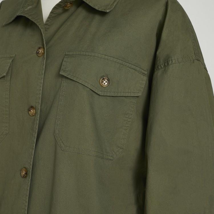 Military Big Shirt