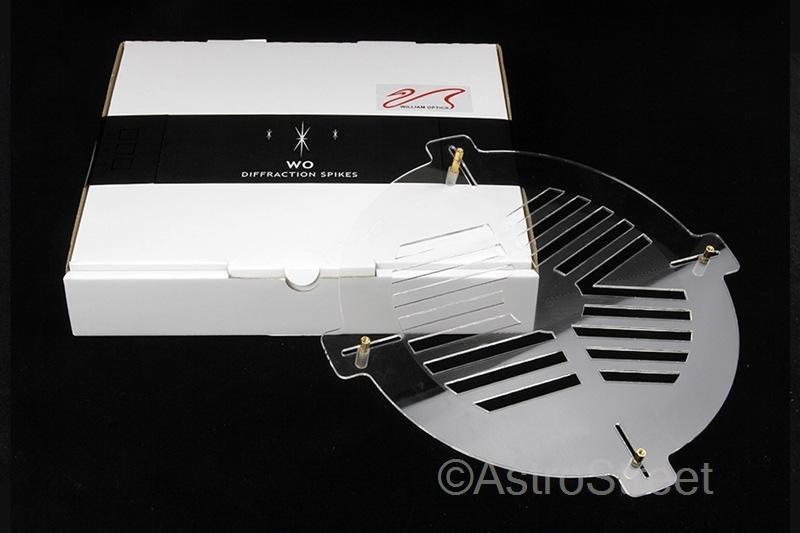 WilliamOptics 新設計 バーティノフマスク フォーカシングマスク 対応径172-235mm
