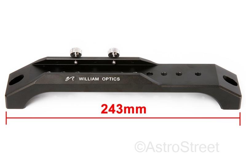 (入荷待ち)WilliamOptics サドルハンドルバー 243mm
