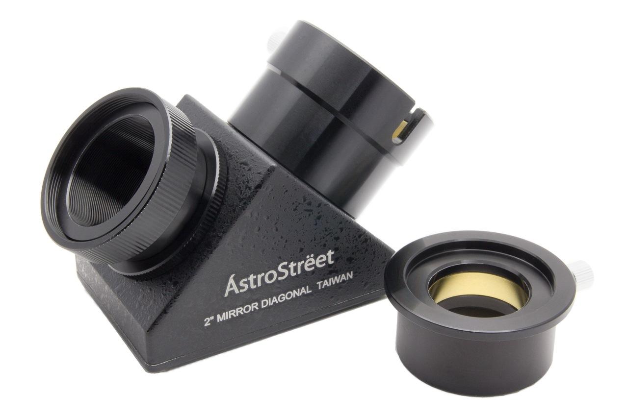 AstroStreet GSO 90° ST天頂ミラー SCT用 台湾製 [国内正規品]