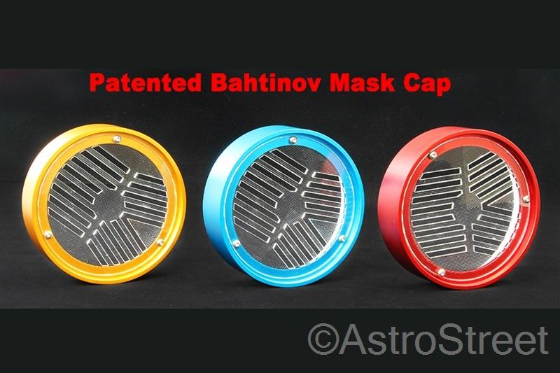 WilliamOptics 新設計 バーティノフマスク フォーカシングマスク WO81シリーズ鏡筒用