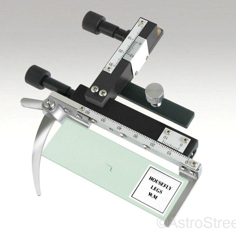 Bresser LCDデジタル顕微鏡 3.5インチ液晶搭載 50-500倍 500万画素 撮影可能 5201000