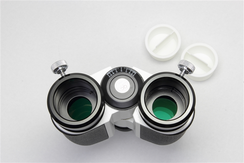 WilliamOptics 双眼装置標準セット バロー/アイピース2本セット