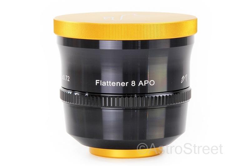WillamOptics New Flattner8 アジャスタブル 0.72倍 レデューサー/フラットナー