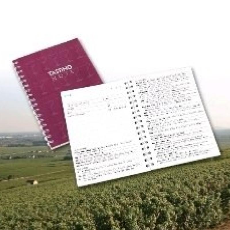 ワインテイスティングノート
