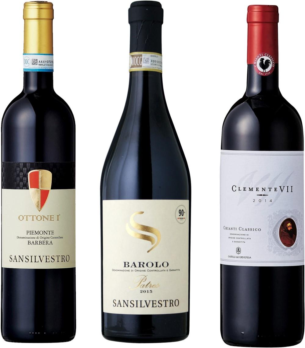 セットNo.13 応用編 イタリアワイン